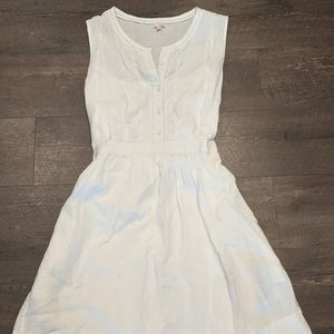 Gap Designed and Crafted Sleeveless Dress Size 10
